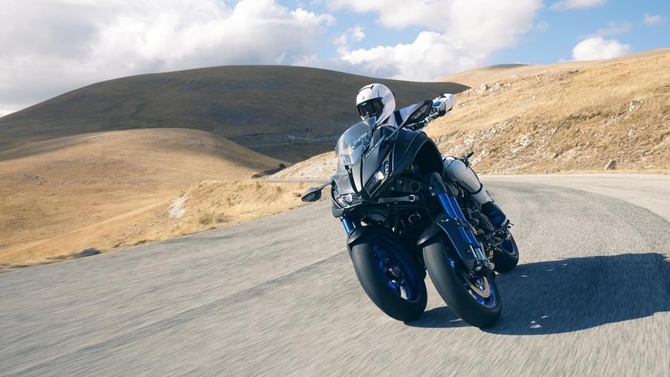 Abreviar metal tristeza  Yamaha Niken, la revolución de las motocicletas - Tu blog de motos - Las  novedades del mundo de la moto en Partsss
