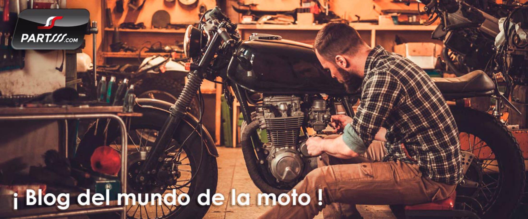 Blog repuestos moto - Partsss