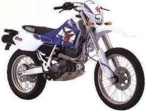 Yamaha TT600E