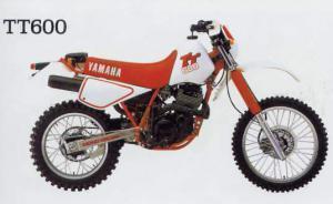 Yamaha TT600A