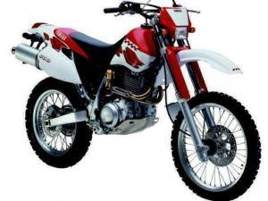 Yamaha TT600R