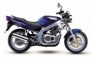 Suzuki GS500U