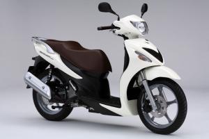 Suzuki SIXTEEN UX125