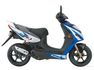 Suzuki KATANA AY50WRY