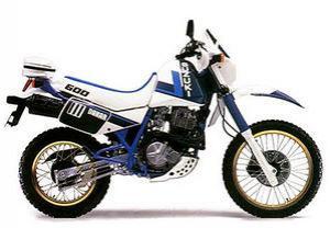 Suzuki DR600R