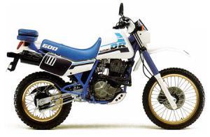 Suzuki DR600S