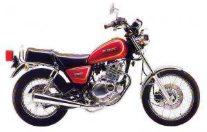 Suzuki GN250E