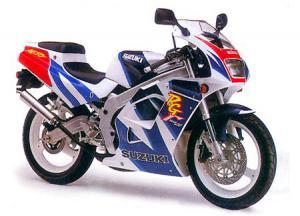 Suzuki RG125A
