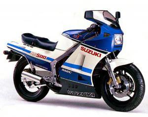 Suzuki RG500C