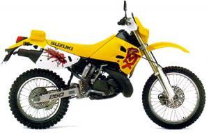 Suzuki RMX250R