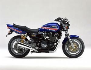 Yamaha XJR 1200SP