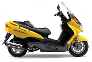 Suzuki BURGMAN UH150
