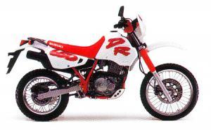 Suzuki DR650R
