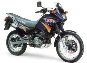 Suzuki DR650SE