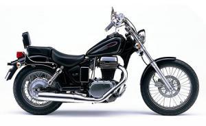 Suzuki SAVAGE LS650P