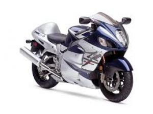 Suzuki HAYABUSA GSX1300RA
