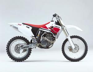 Yamaha YZ400F