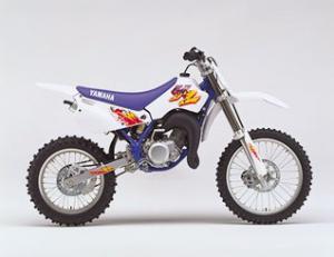 Yamaha YZ80LW