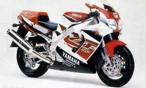 Yamaha YZF 750SP