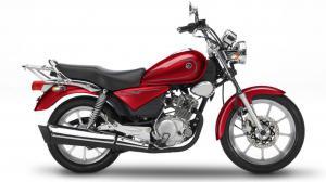 Yamaha YBR125 Classic SP